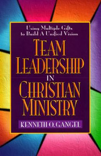 Developing Ministry Teams