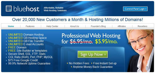 Web Hosting For Churches