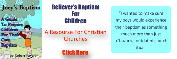 Believer's Baptism Explained