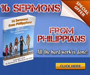 Free Topical Sermons | How To Write A Topical Sermon