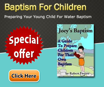 Baptism For Children
