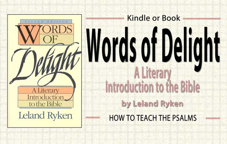 Words of Delight by Leland Ryken