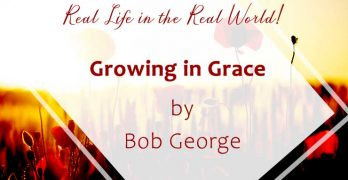 Growing in Grace by Bob George