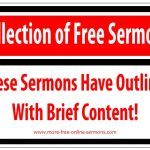 Free Online Sermons