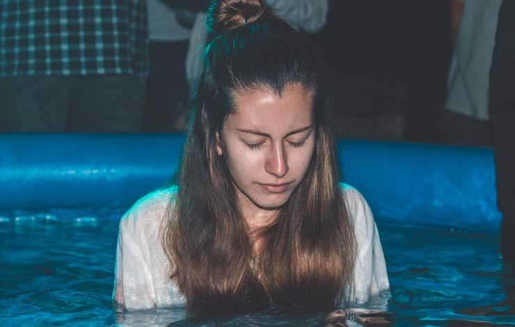 Why Believer's Baptism